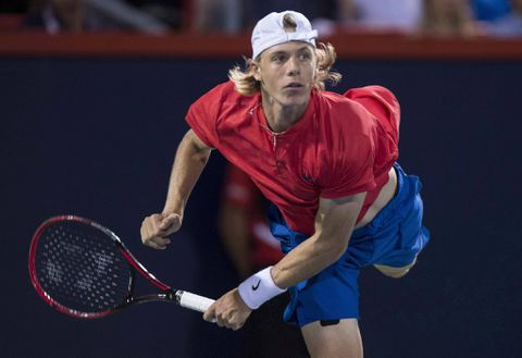 Shapovalov fights back to progress in Basel
