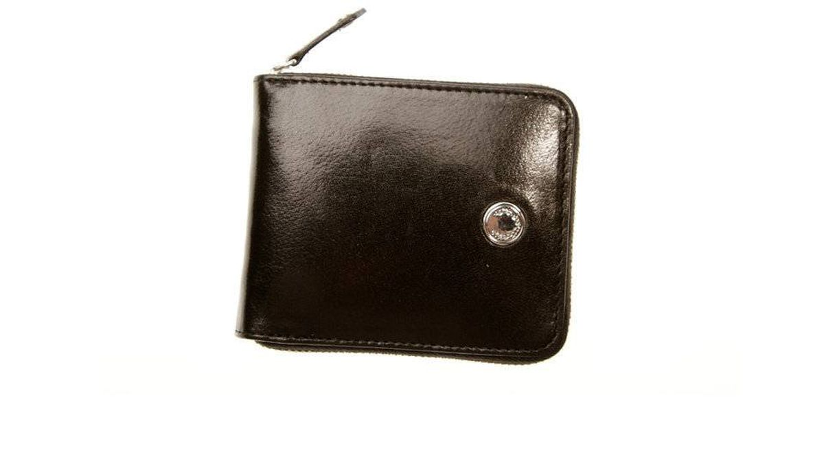 Fred Perry wallet, $75 through www.fredperry.com