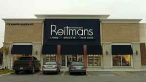 A Reitmans outlet