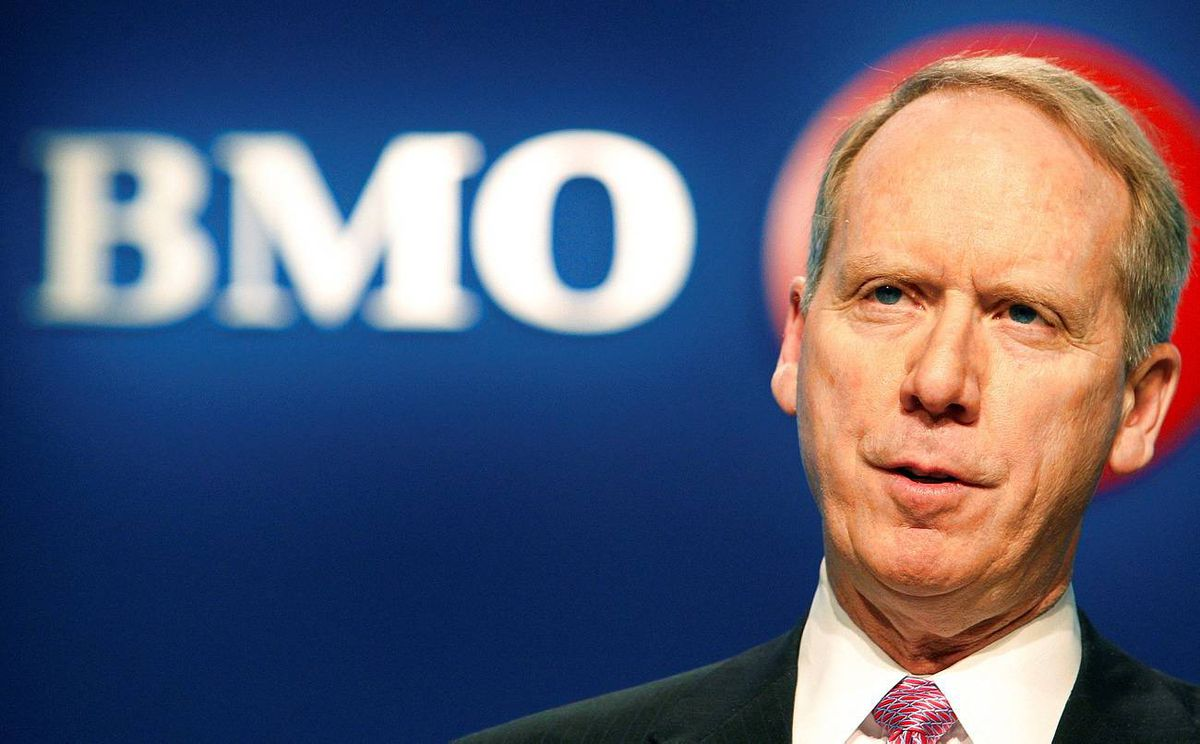 No. 3. William Downe, president and CEO of BMO financial group, saw his compensation increase 212 per cent. He earned $7.6-million in 2009 compared with $2.4-million in the previous years.