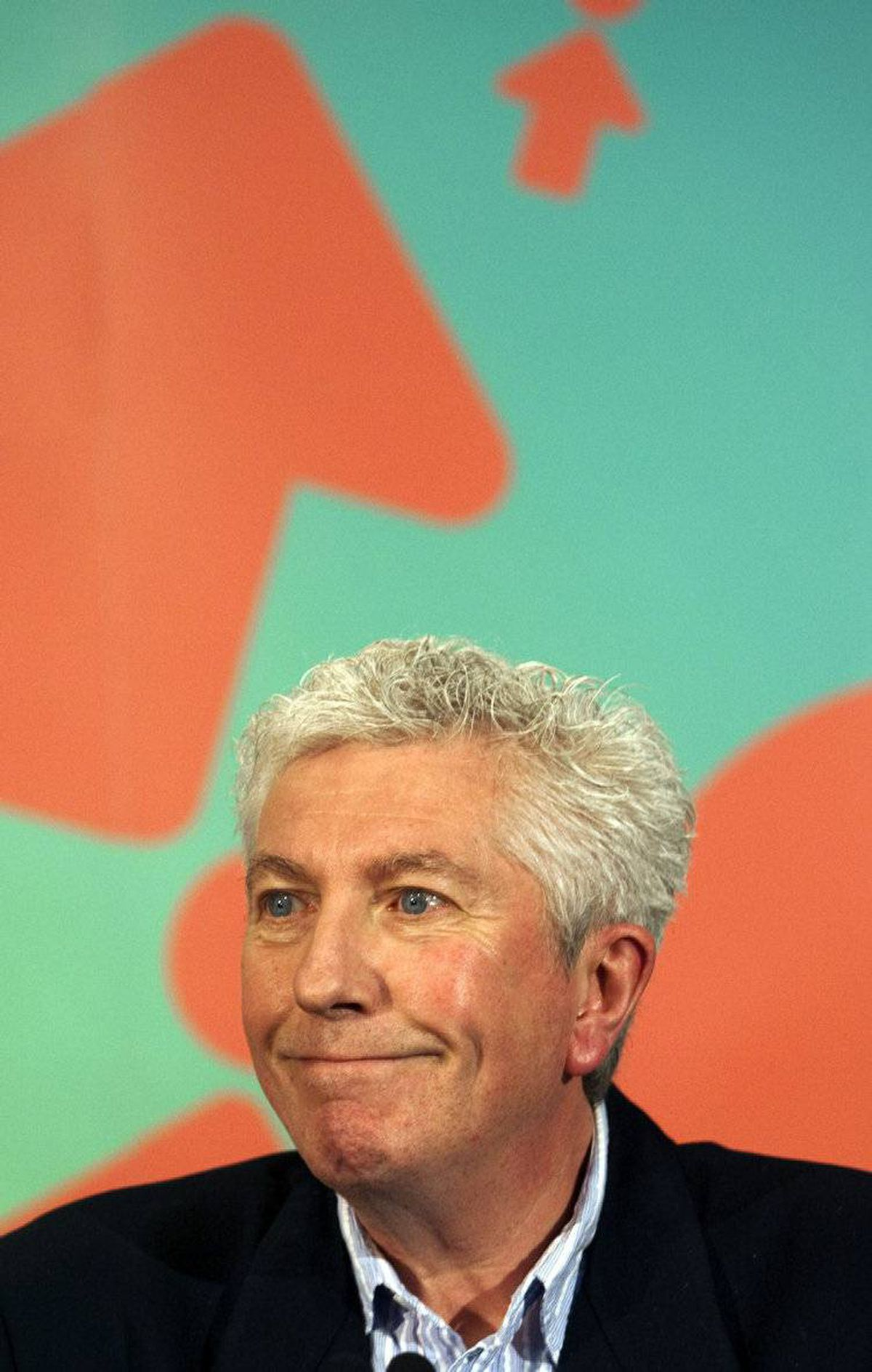 Bloc Quebecois Leader Gilles Duceppe was campaigning in Montreal Monday where he attended a Quebec Federation of Labour meeting.