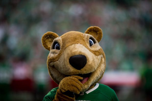 Roughriders mascot Gainer the Gopher in trouble over latest antics