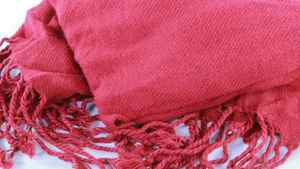 Wrap it Bring some eco-friendly style to your travels with the Natural Knotty Shawl. Made from sustainable bamboo pulp materials, the soft pashmina-style wrap easily works as a cozy airplane blanket, daytime cover-up or elegant evening accessory. The all-season fabric breathes on sweltering summer days and retains heat in the winter and can be machine-washed repeatedly without pilling or fading. $29.95 (U.S.) dailygrommet.com/products/naturally-knotty-bamboo-wrap
