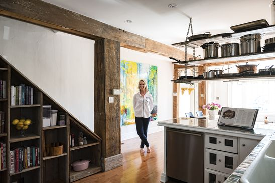 Favourite Room: This vibrant kitchen was designed to foster a serious passion for food
