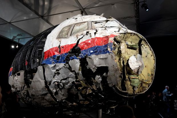 Three Russians, one Ukrainian to face murder charges over downing of flight MH17