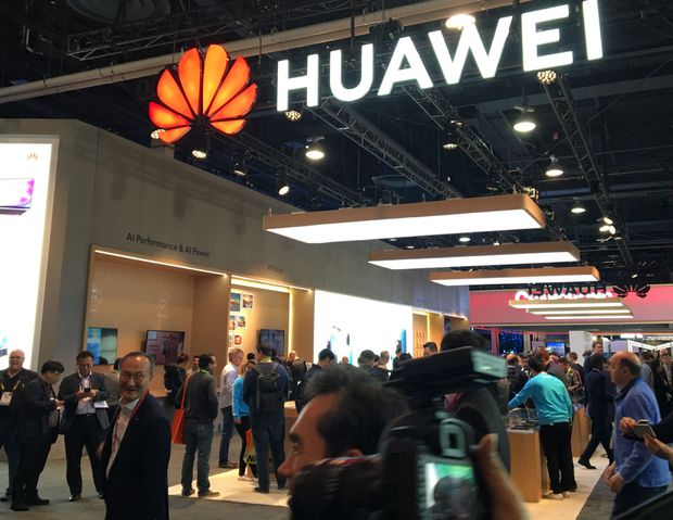 China calls proposed U.S. legislation against Huawei, ZTE