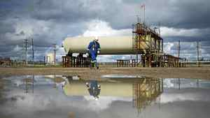 Cenovus's strategy assumes West Texas crude will range between $85 and $105 a barrel between 2012 and 2021.