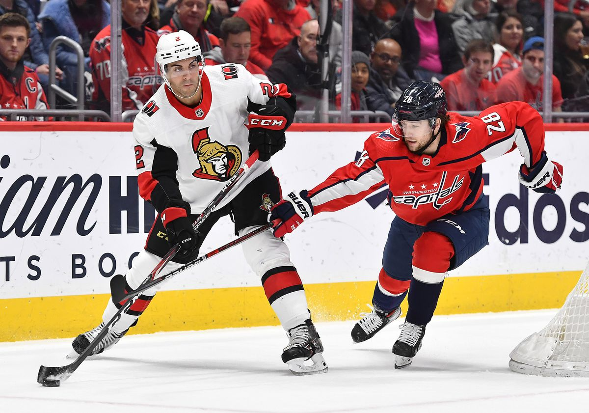 Senators trade Dylan DeMelo to Jets for third-round pick