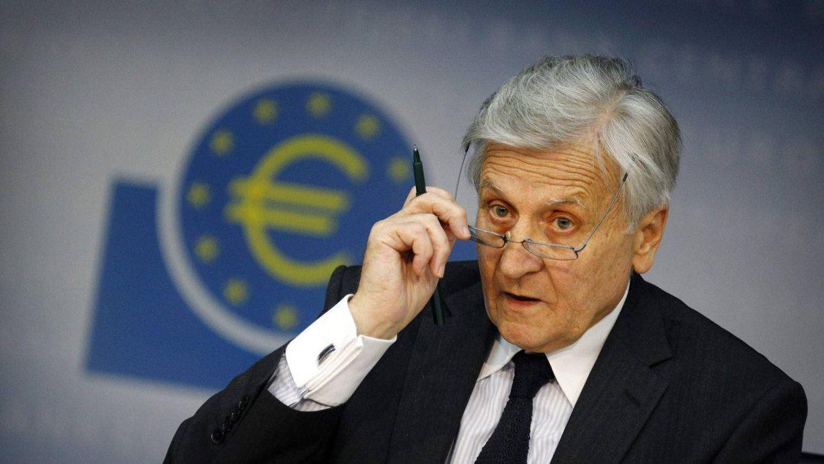 Jean-Claude Trichet, President of the European Central Bank (ECB).