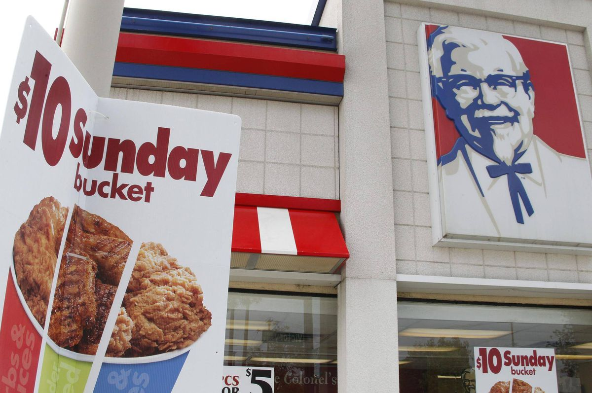 kentucky fried chicken company