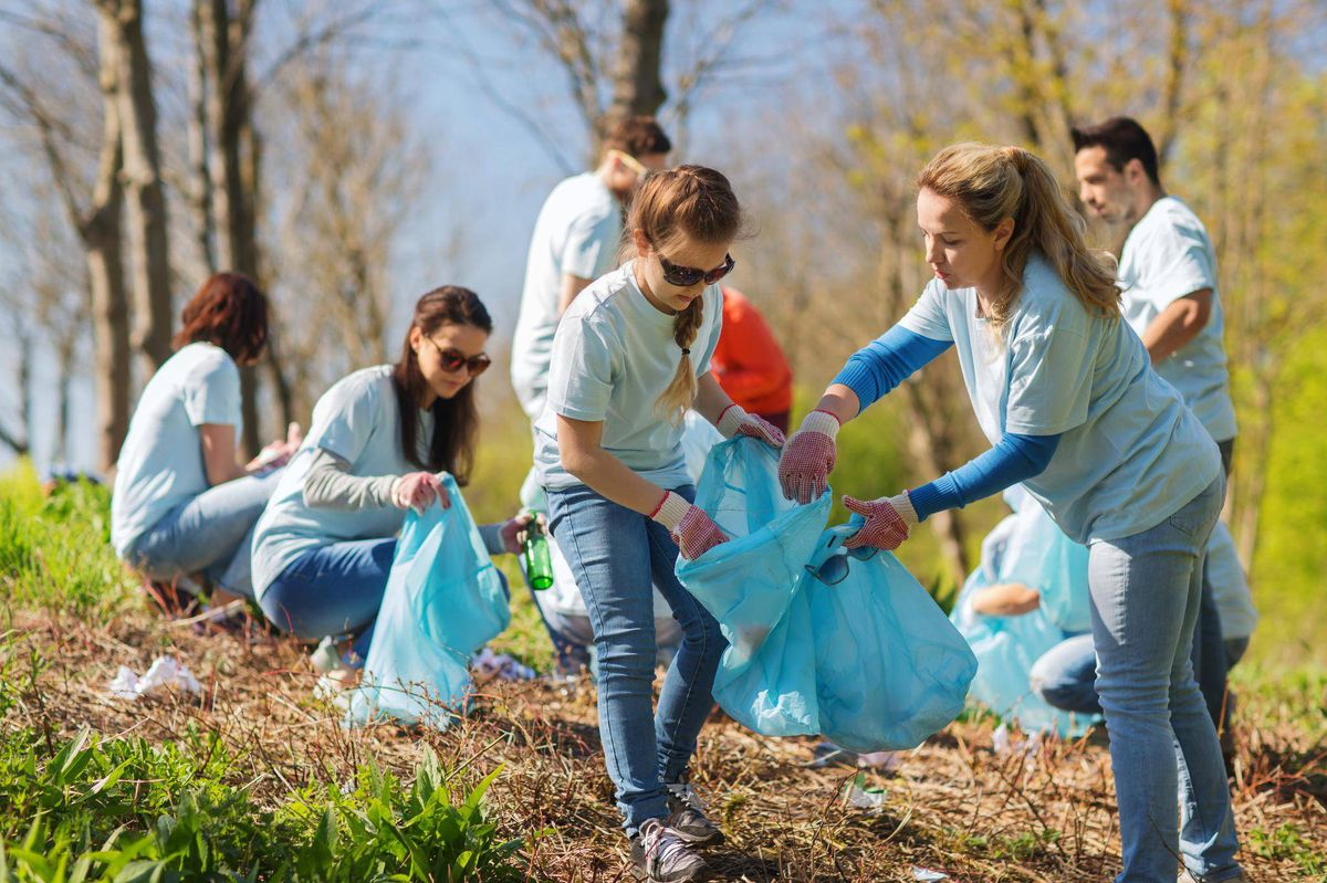 Volunteering 101: Nine tips to help you get started - The ...