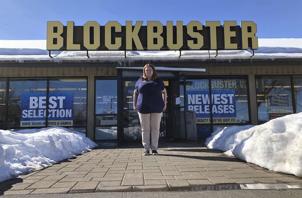 'We didn't want to give in': Blockbuster in Oregon is last on Earth