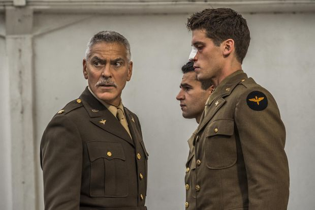 Why George Clooney is back on TV in Catch-22