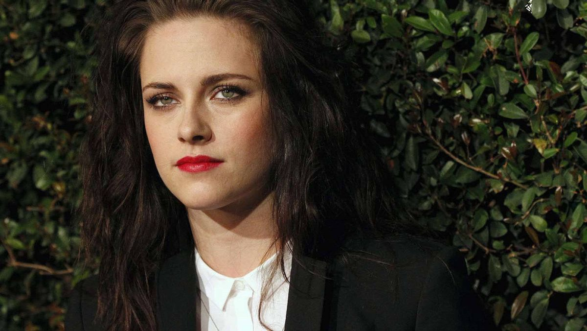 """Kristen Stewart of """"Twilight"""" fame co-stars in the film adaptation of """"On the Road."""""""