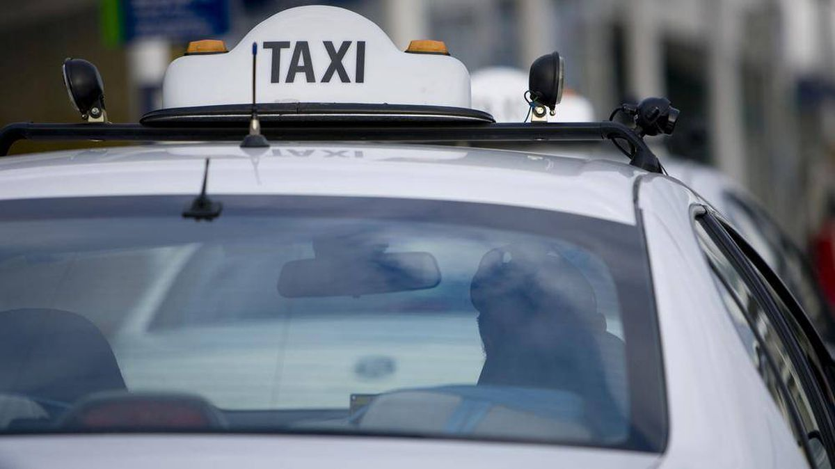 Is it better to let the taxi cab idle or restart it 30 or so