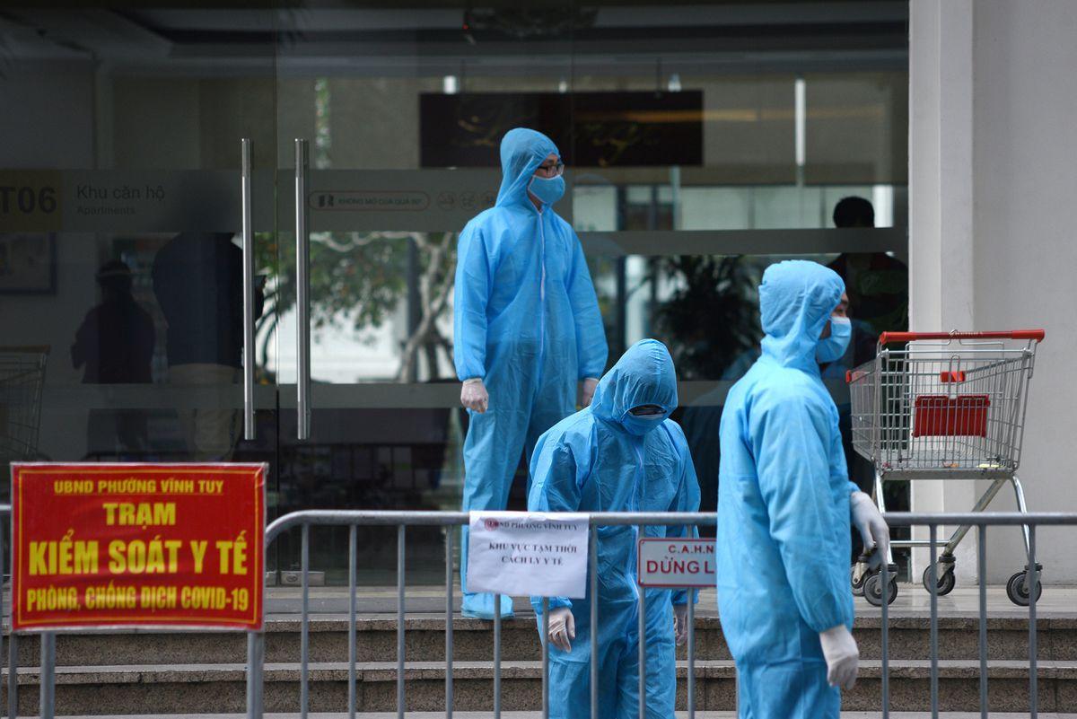 Vietnam Reports Hybrid of Indian and UK Coronavirus Variants