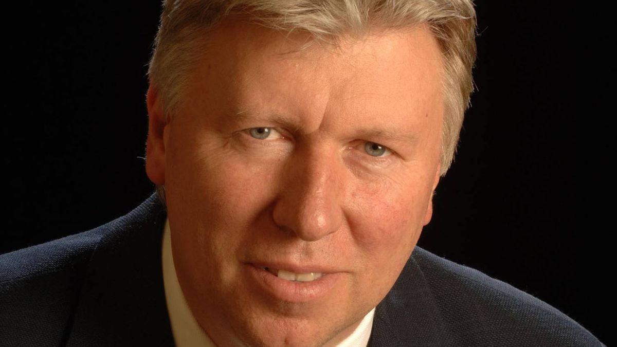 Pierre Blouin, CEO of Manitoba Telecom