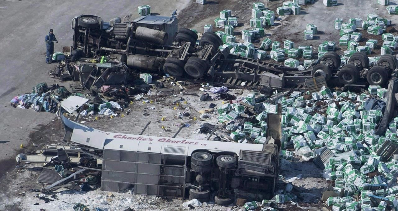 Alberta announces new hauling industry rules as Humboldt