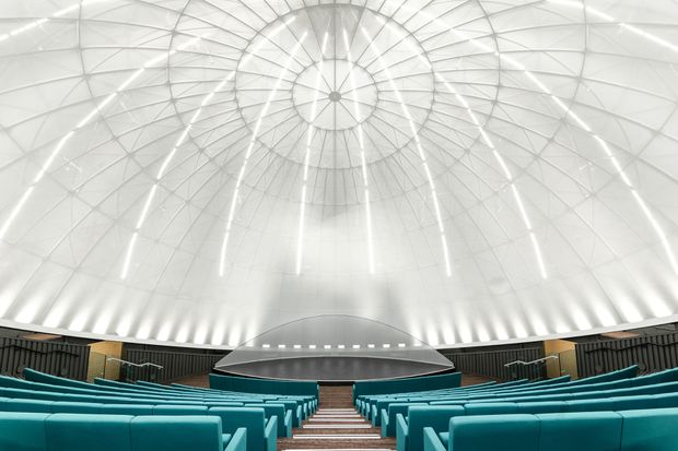 New art gallery in Calgary's renovated former planetarium opens Jan 23 with Planetary exhibition