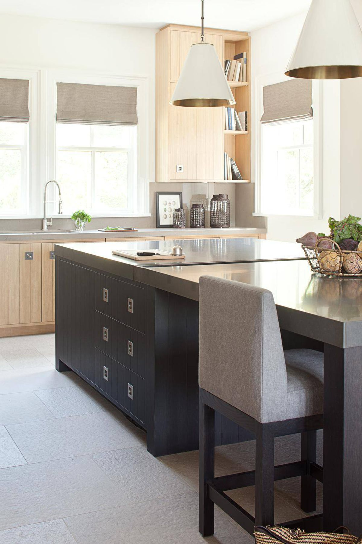 The ingredients for the perfect kitchen the globe and mail for Betahomes kitchen cabinets