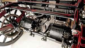 1899 Columbia Electric Landaulet
