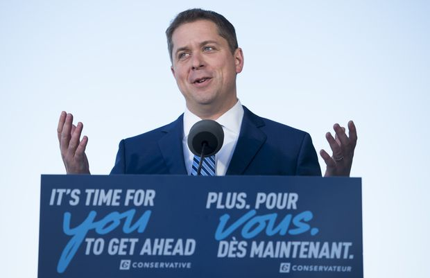 Where is Andrew Scheer going to find $15-billion to pay for all his promises?