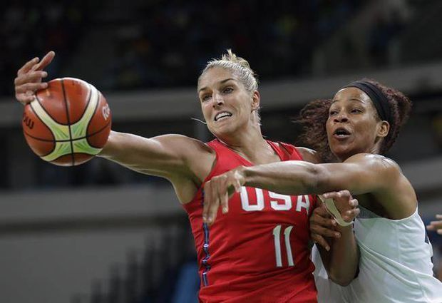 Moore wins third WNBA All-Star MVP award