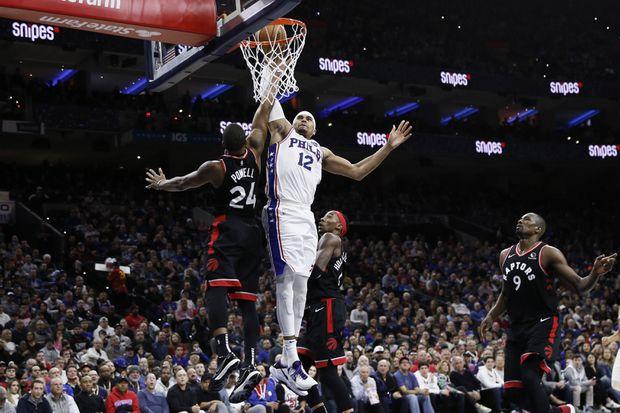 Tobias Harris scores 26, Matisse Thybulle 20 as 76ers beat Raptors