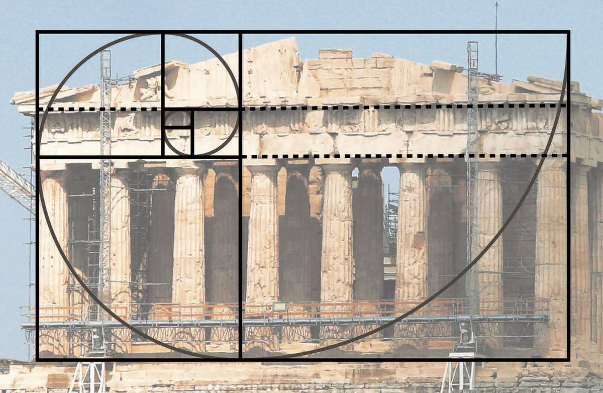 The Golden Ratio In Architecture Beauteous In Search Of The Golden Ratio In Architecture  The Globe And Mail 2017