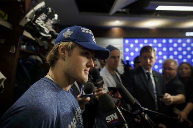 Nylander Negotiations Boil Down To What Papa Wants