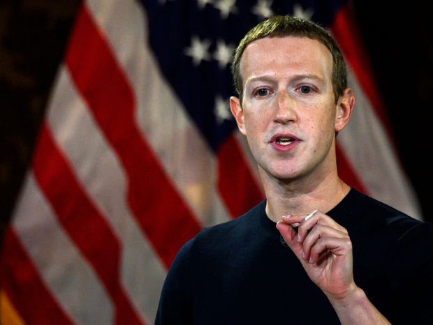 Mark Zuckerberg says Facebook considered banning political ads but decided against it