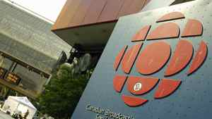 CBC headquarters, Toronto.