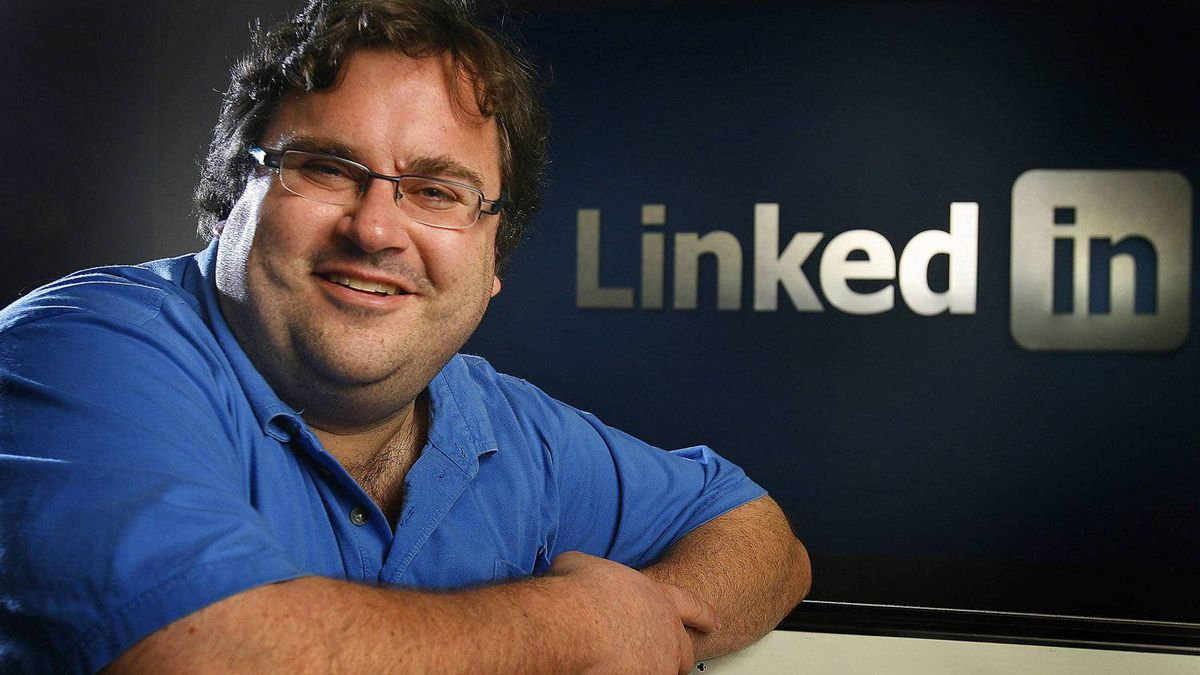 Reid Hoffman, on Sept. 29, 2007, co-founder of LinkedIn Corp. and affiliates. Year invested in Facebook: 2004 Number of shares being offered: 942,784 Value at $35 per share: $33-million