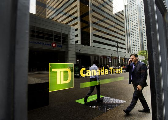 TD becomes first major bank to hike fixed five-year mortgage rates amid surge in bond yields