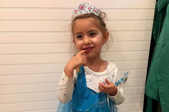 Disney grants dying wish for five-year-old with cancer: to see Frozen 2