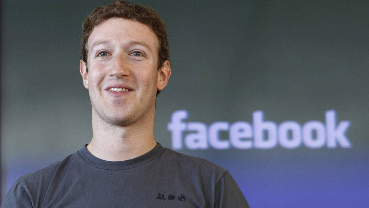 Facebook CEO Mark Zuckerberg on Jan. 3, 2011 in San Francisco. Number of shares being offered: 30.2 million Value at $35 per share: $1.06-billion