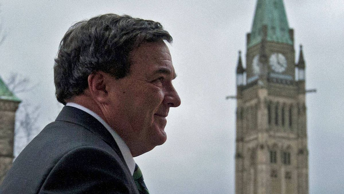 Finance Minister Jim Flaherty makes his way to Parliament Hill on Dec. 7, 2011.