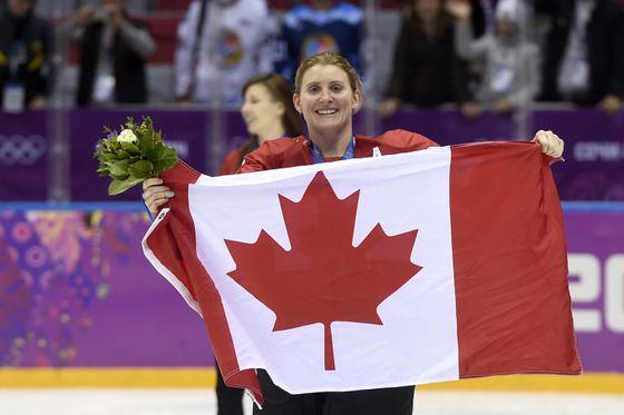 Hayley Wickenheiser headlines Hockey Hall of Fame's class of 2019