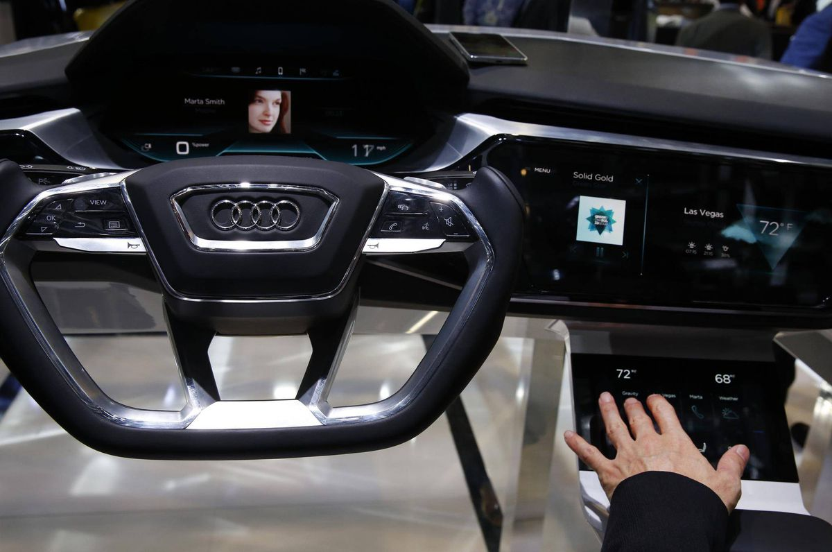 Auto Makers In Self Driving Car Research
