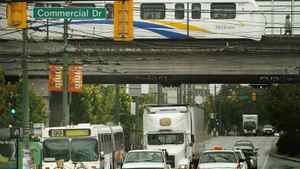 The Vancoiuver region's 22 mayors are seeking solutions for both a short-term fix to TransLink funding, starting next year, and a much more ambitious permanent restructuring of funding for the billion-dollar-a-year agency.