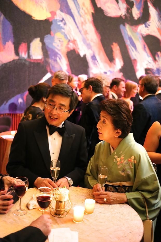 A star-studded multidisciplinary evening toasts the National Arts Centre's 50th anniversary