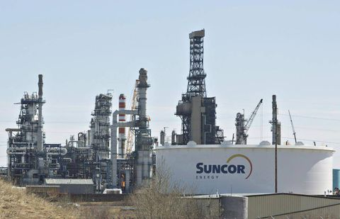 Suncor CEO 'not satisfied' with oil sands production