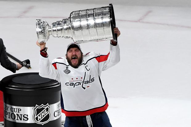 Capitals down Golden Knights in Game 5 to win Stanley Cup - The ... 54c9f9de13c