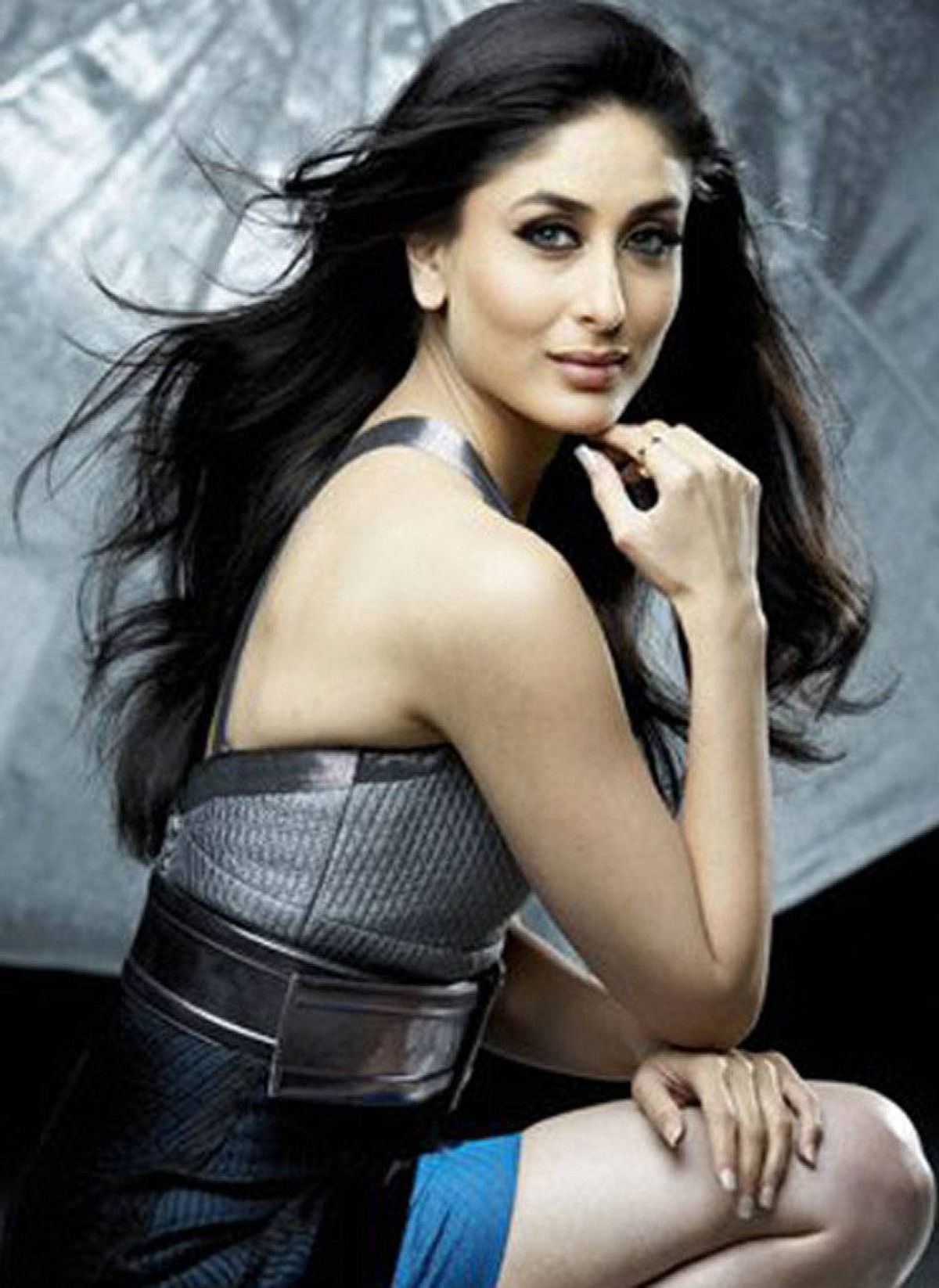 """Kareena Kapoor Born into the Kapoor film dynasty (India's version of the Barrymores), this actress has continued her family legacy in roles ranging from the superficially rebellious """"Poo"""" in Kabi Khushi Kabhie Gham to a prostitute caught up in love in Chameli to an independent-minded medical student in 3 Idiots."""