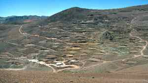 Chile's El Morro copper-and-gold deposit could hold more than three times the amount of gold that Goldcorp produced last year.