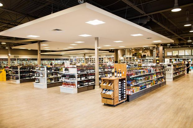 In good spirits: Where to buy booze in Alberta - The Globe and Mail