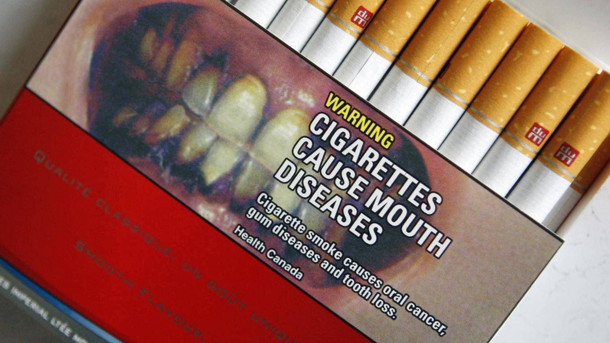 Health Canada, which spent years and millions of dollars studying new warning labels for tobacco products, decided to do nothing.