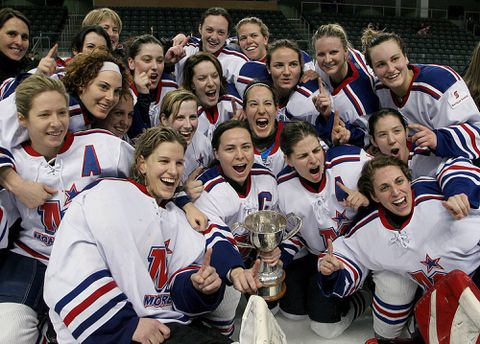 Women's hockey has come so far, and has so much further to go