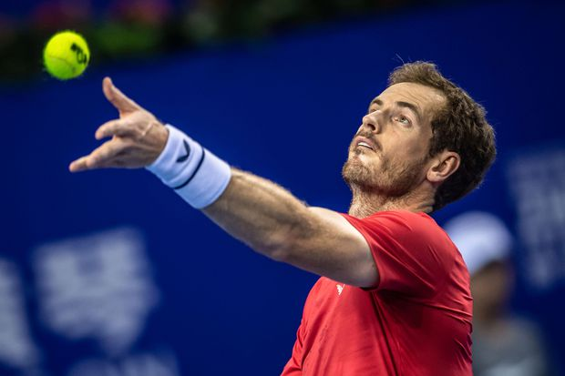 Andy Murray edges Tennys Sandgren for first ATP win since — ATP Zhuhai