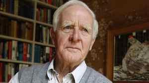 John Le Carre (real name David Cornwell)